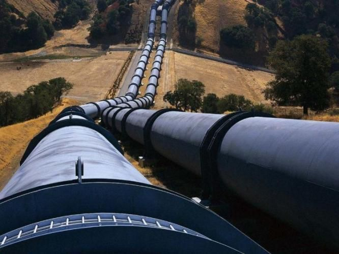 More than 824 thousand tones of oil transported through Baku–Novorossiysk pipeline last year