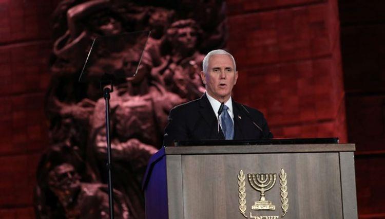 ABŞ-ın vitse-prezidenti dünyanı İrana qarşı müqavimət göstərməyə çağırıb