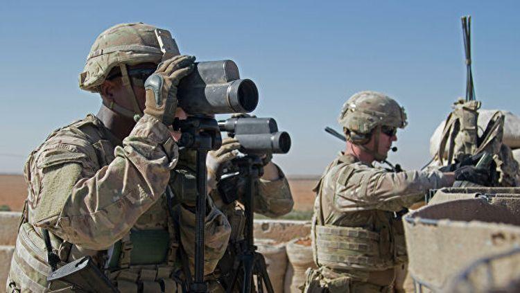 В США сообщили, что операции коалиции в Ираке в данный момент приостановлены