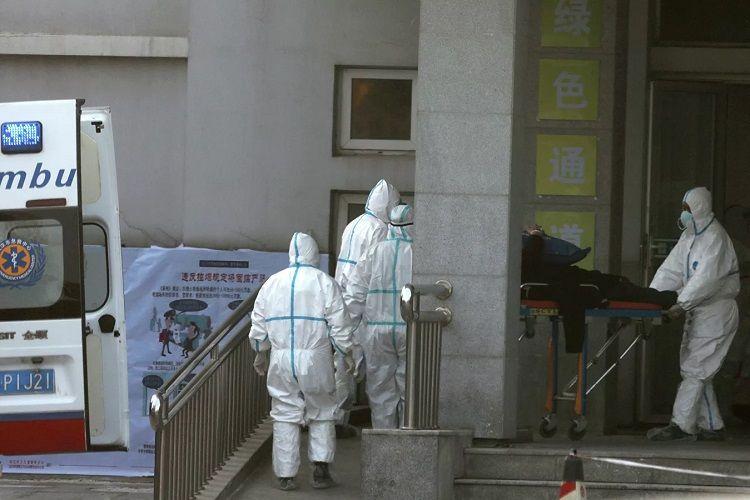 Çinin Hubey əyalətində koronavirus səbəbindən 10 şəhərlə əlaqə qapalı elan olunub