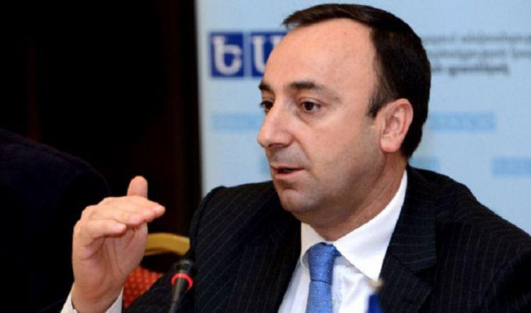 В доме главы Конституционного суда Армении проходит обыск