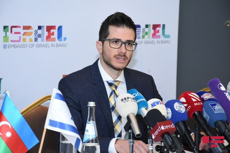 """Israeli Ambassador to Azerbaijan: """"Israel and Azerbaijan closely cooperate in the fight against terrorism"""""""