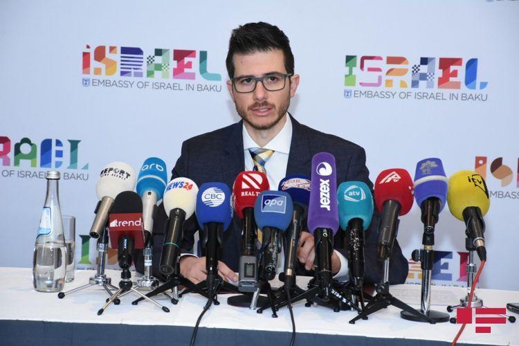Посол Израиля: Мы высоко ценим вклад Азербайджана в борьбу с нацизмом