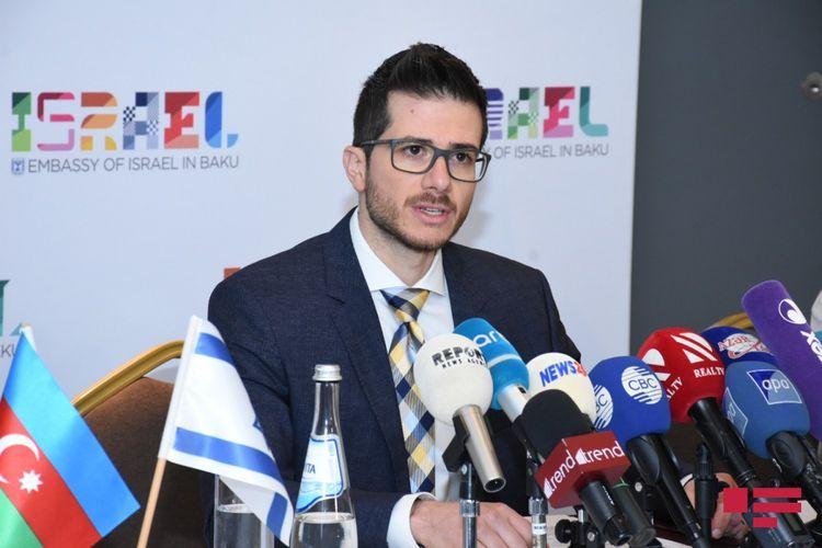 Посол: Израиль и Азербайджан тесно сотрудничают в борьбе с террором