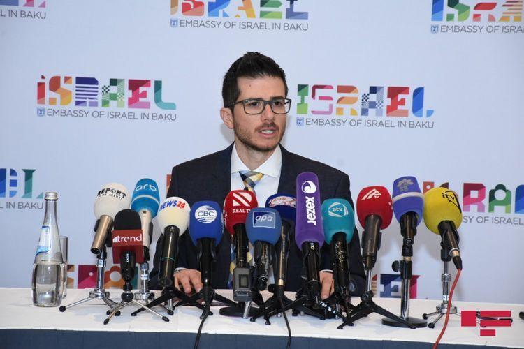 George Deek calls for establishment of Azerbaijani Embassy in Israel