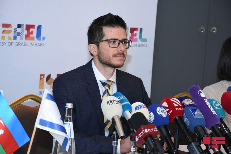 "Israeli Ambassador to Azerbaijan: ""Israel fully supports Azerbaijan's territorial integrity"""