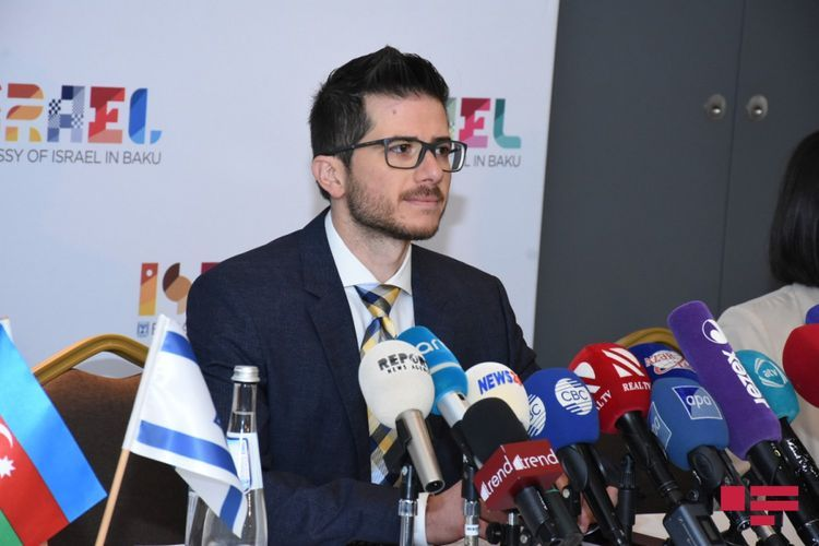 Посол: Израиль полностью поддерживает территориальную целостность Азербайджана