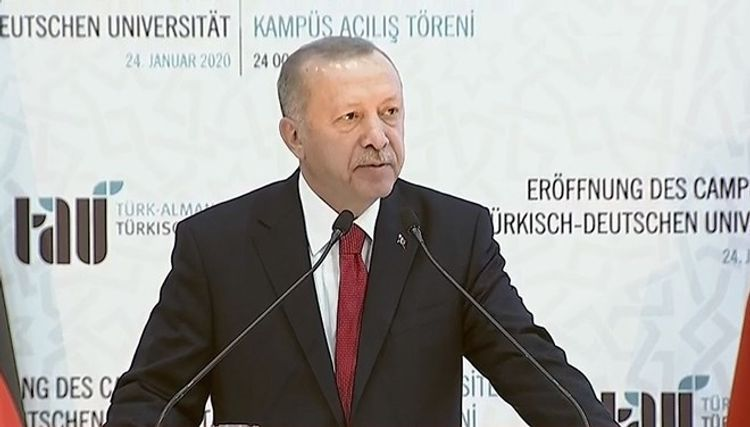Эрдоган призвал не повторять сирийскую ошибку в Ливии