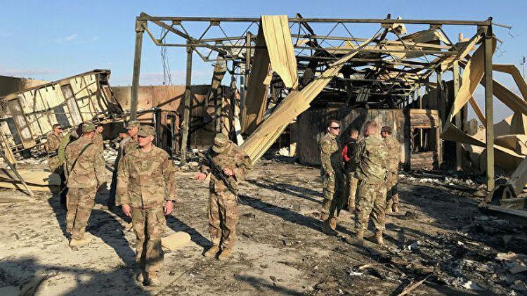 При обстреле Ираном баз в Ираке пострадали 34 военнослужащих из США