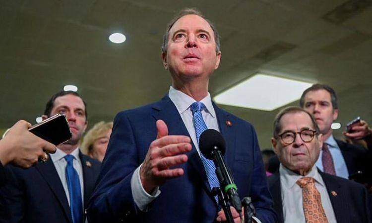 Trump impeachment prosecutor, Adam Schiff, is becoming Exhibit A in president