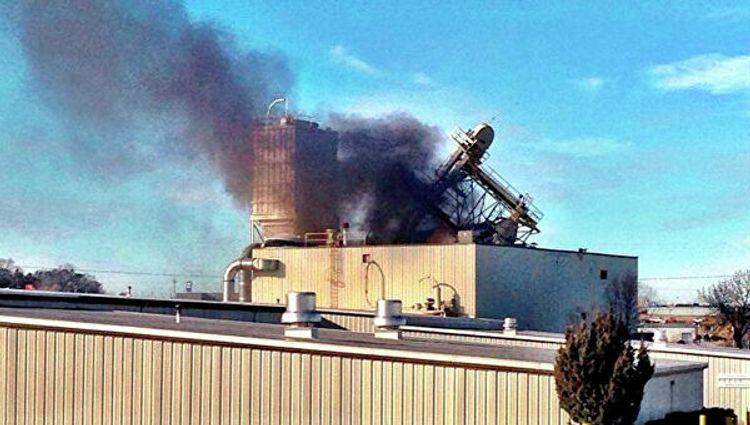 ABŞ-da metal istehsalı zavodunda güclü partlayış olub, 2 nəfər ölüb, 1 nəfər yaralanıb