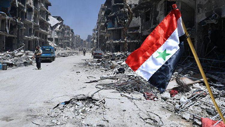 Hələb şəhərinin atəşə tutulması nəticəsində 11 nəfər ölüb, 30 nəfər yaralanıb