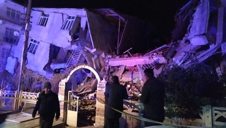 There are no Azerbaijani citizens among the victims of the earthquake in Turkey