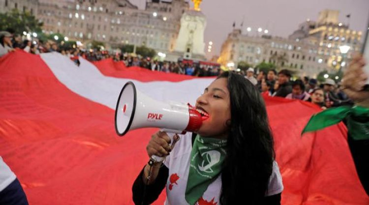 Peruvians to vote for new Congress as country seeks to turn page on crisis