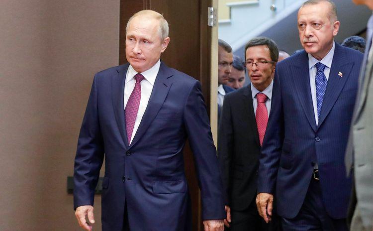 Rusiya Prezidenti Ərdoğana başsağlığı verib