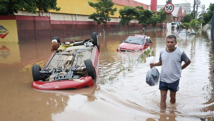 Число погибших в результате ливней в Бразилии увеличилось до 14