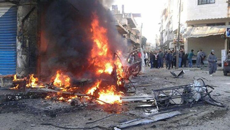 В Сирии совершен теракт: погибли восемь человек