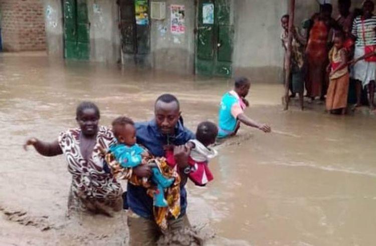Из-за дождей и наводнений на Мадагаскаре погиб 31 человек