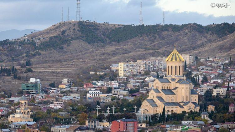 Грузинская оппозиция требует запрета работы ряда организаций из США
