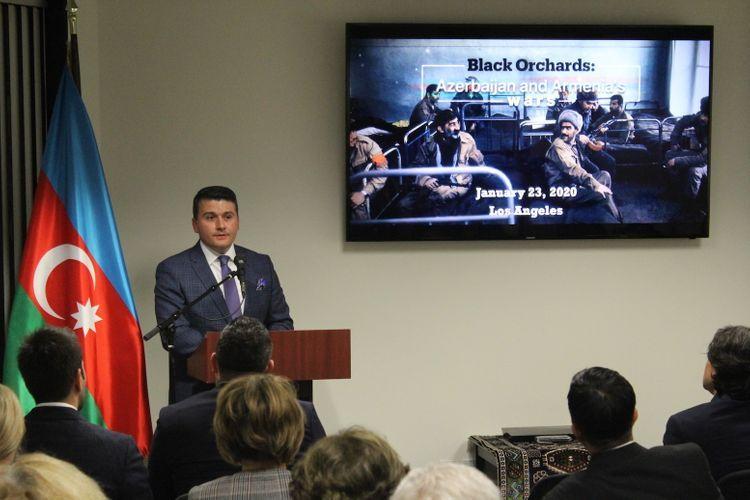 Award-winning documentary on Armenia-Azerbaijan conflict screened in Los Angeles - VIDEO