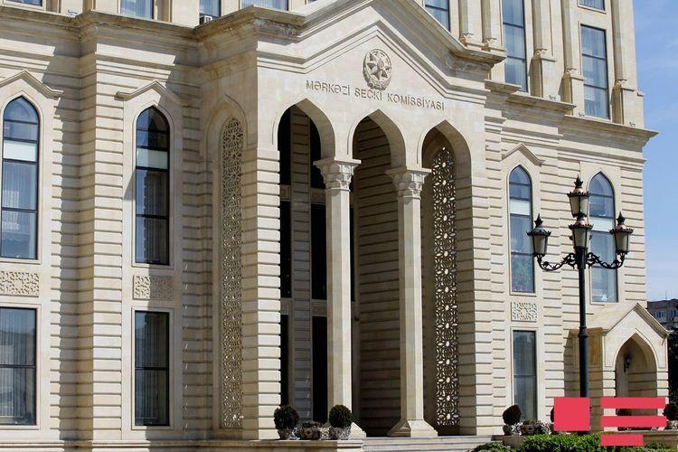 В Азербайджане зарегистрированы кандидатуры в депутаты 1374 человек