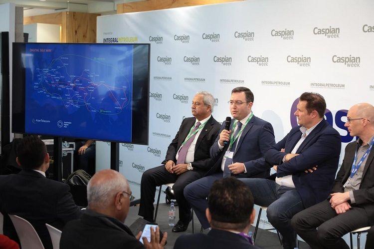 """AzerTelecom"" Davosda Dünya İqtisadi Forumunda təmsil olunub - FOTO"