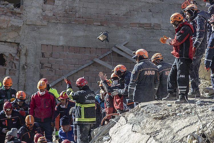 Число погибших при землетрясении в Турции достигло 41 - ОБНОВЛЕНО