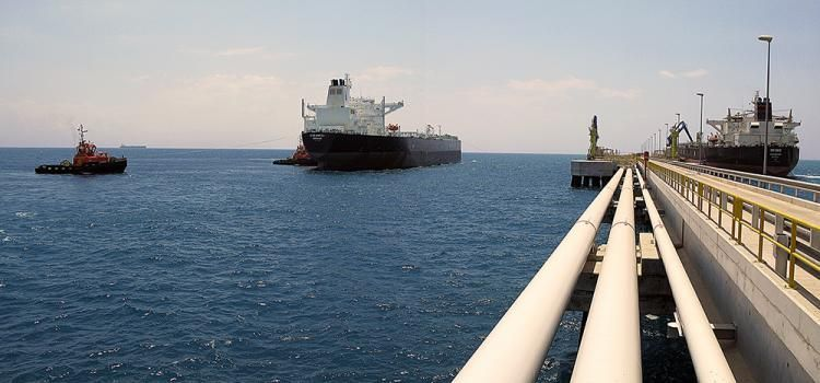 More than 4,400 tankers loaded with oil dispatched from Ceyhan terminal to date