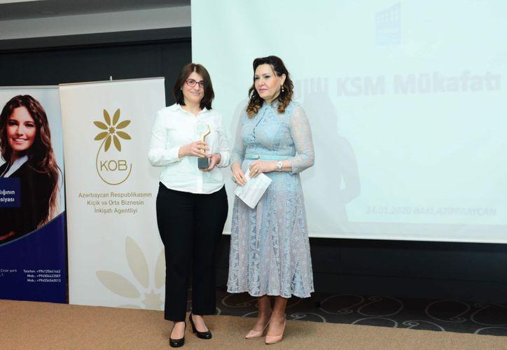 Bakcell получила очередную национальную премию в сфере КСО