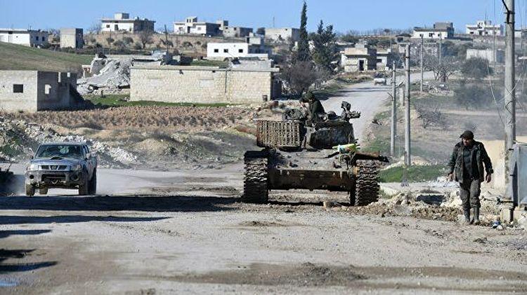 Террористы атаковали нефтехранилища в Сирии