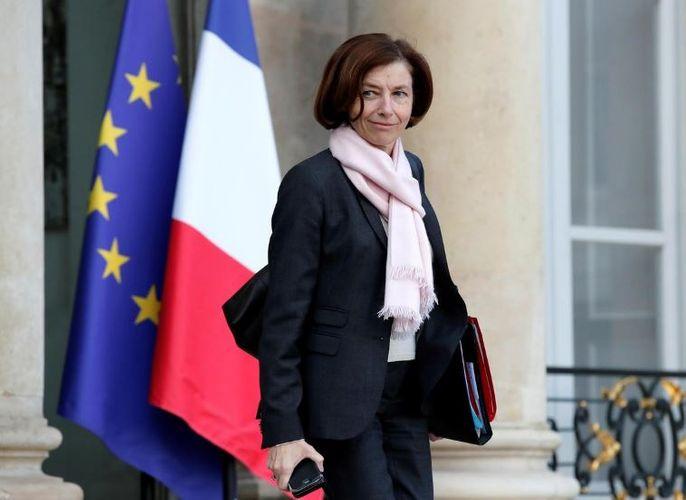France warns Pentagon against cutting U.S. troops in West Africa