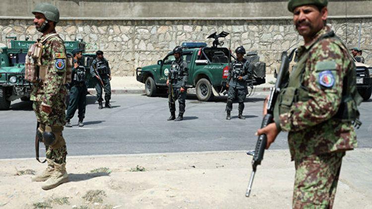 Əfqanıstanda silahlıların hücumu nəticəsində 10 polis həlak olub