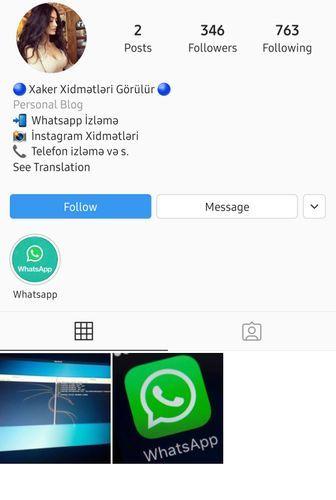 Azerbaijan's MIA issues warning to social network users