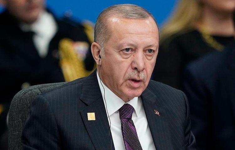 Erdogan accuses UAE of financing mercenaries in Libya