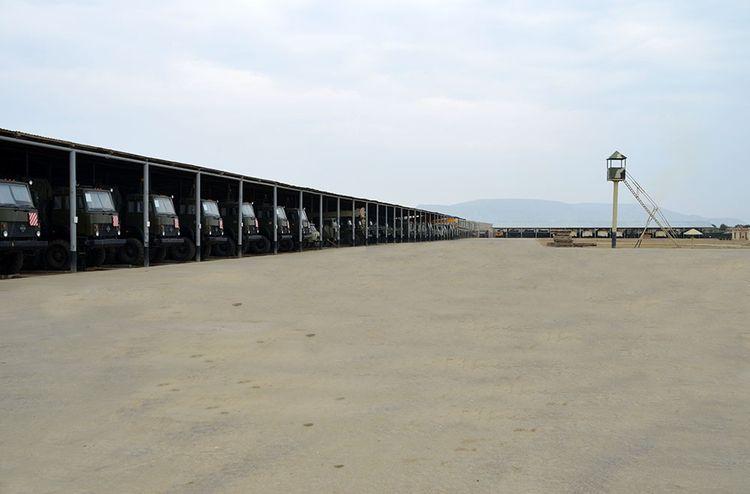 Azerbaijani MoD: Inspection of troops