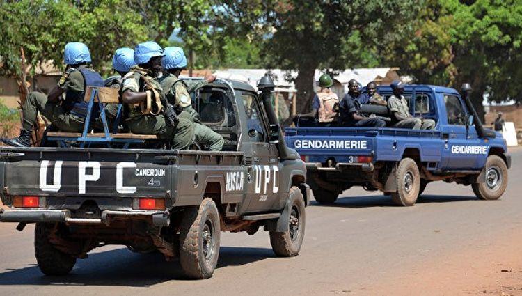 MAR-da hərbi toqquşmalarda 50 nəfər ölüb