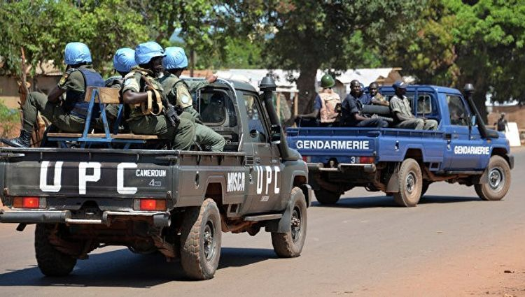 Clashes kill 50 people in Central African Republic