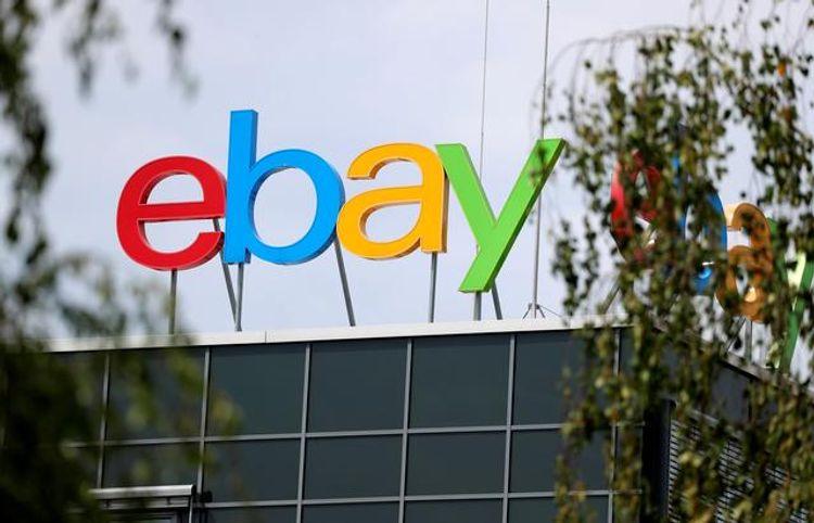 EBay fourth-quarter revenue beats estimates