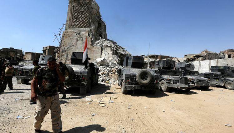 İraqda hərbi bazalara hücum zamanı 50 ABŞ hərbçisi yaralanıb