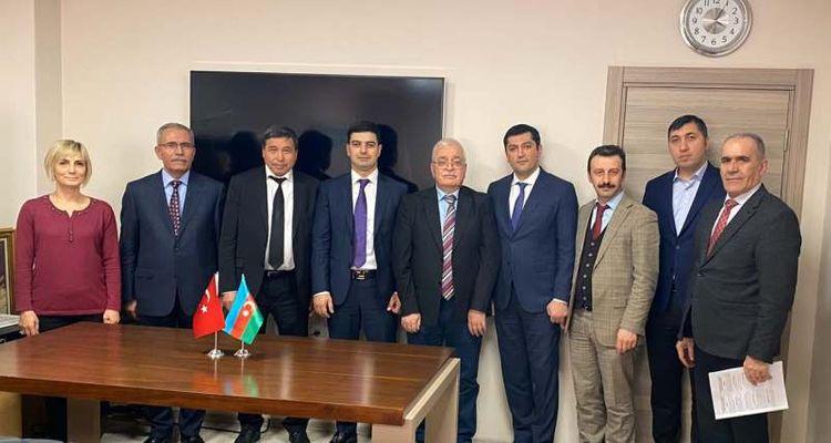 Azərbaycan və Türkiyə arasında dəmir yolu sahəsində yeni razılaşma sənədi imzalanıb