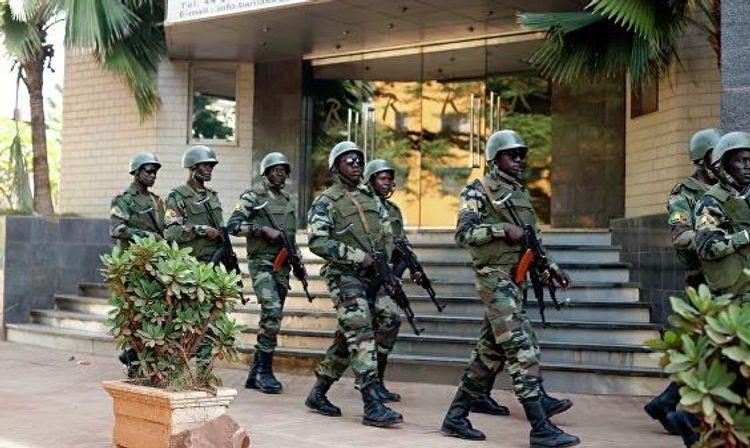 В Буркина-Фасо почти 40 человек погибли при атаке террористов