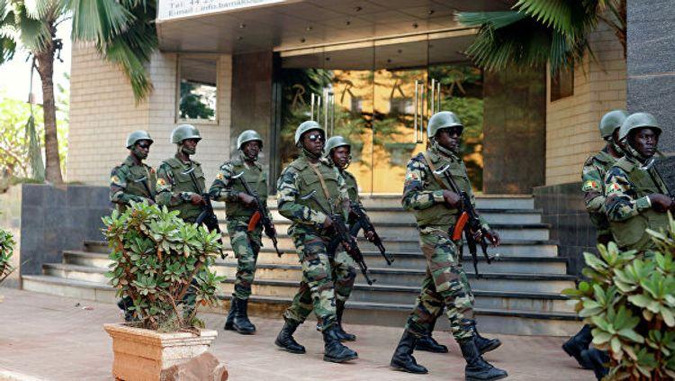 Burkina-Fasoda terrorçuların hücumu zamanı 39 nəfər öldürülüb