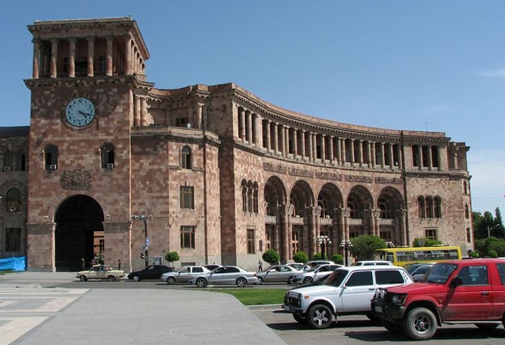 В Ереване произошла перестрелка