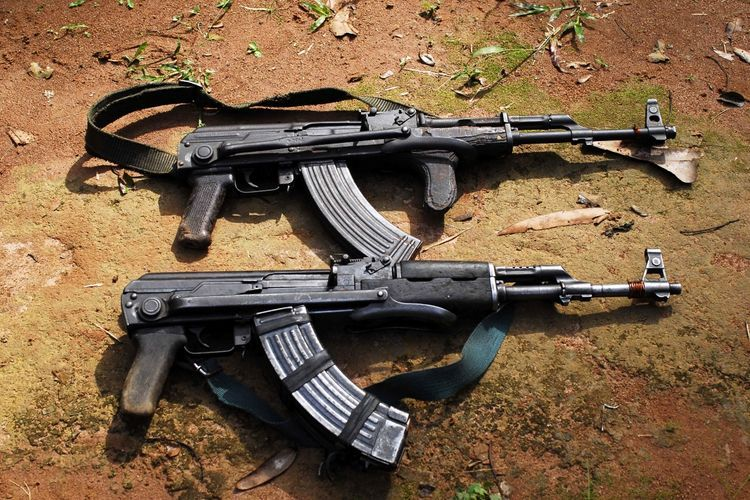 Shooting occured in Yerevan
