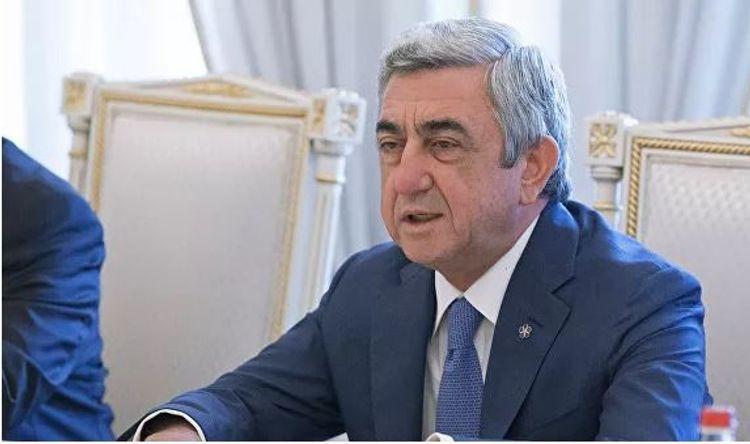 Дело против Сержа Саргсяна передано в суд