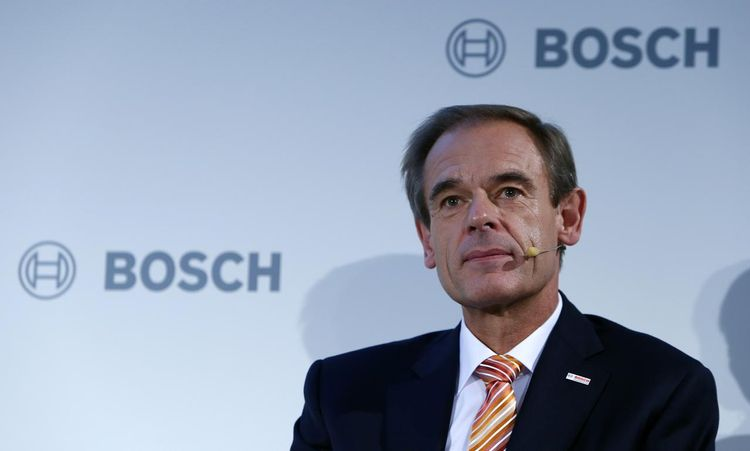 Bosch CEO warns coronavirus could hit global auto supply chains