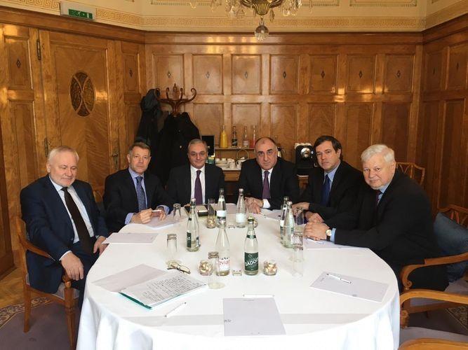 Встреча глав МИД Азербайджана и Армении длилась 7 часов - ОБНОВЛЕНО