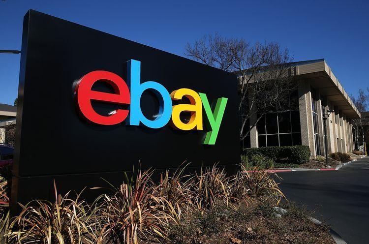 Прибыль eBay снизилась в 2019 году на 29%