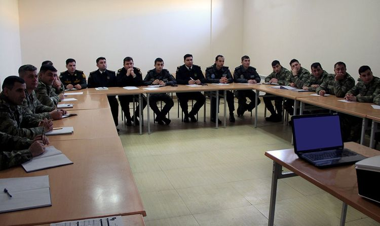 Baku hosts the NATO Exercises Planning Process Courses