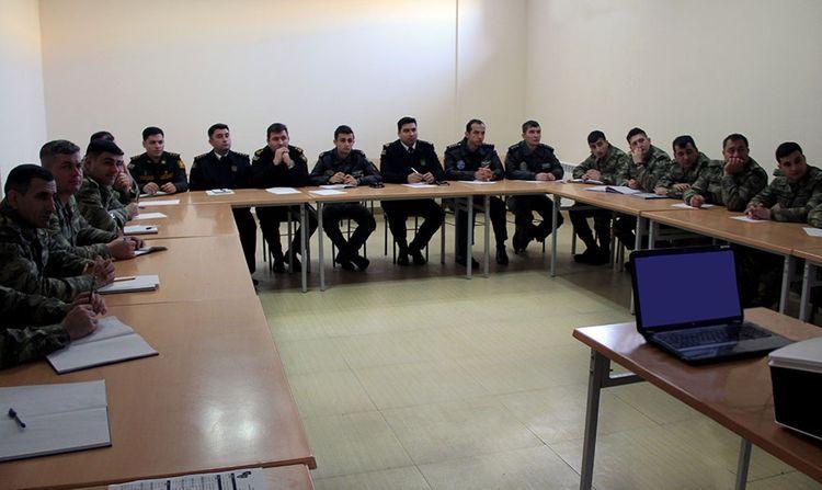 В Баку проходят курсы на тему «Процесс планирования учений в НАТО»